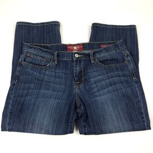 Lucky Brand Sweet'n Crop Jeans Size 12/31